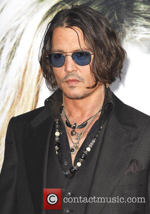 Johnny Depp and Grauman's Chinese Theatre 9