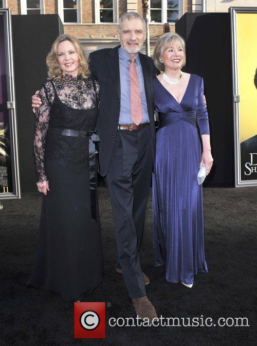 David Selby, Kathryn Leigh Scott and Grauman's Chinese Theatre 2