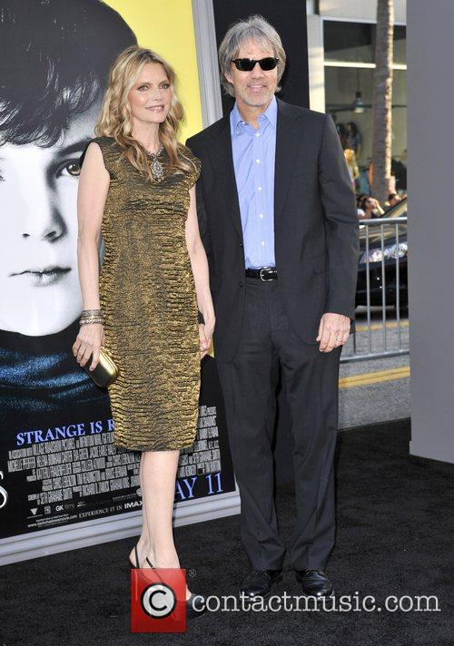 Michelle Pfeiffer, David E Kelley and Grauman's Chinese Theatre 8