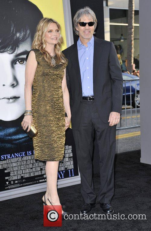 Michelle Pfeiffer, David E Kelley and Grauman's Chinese Theatre 9