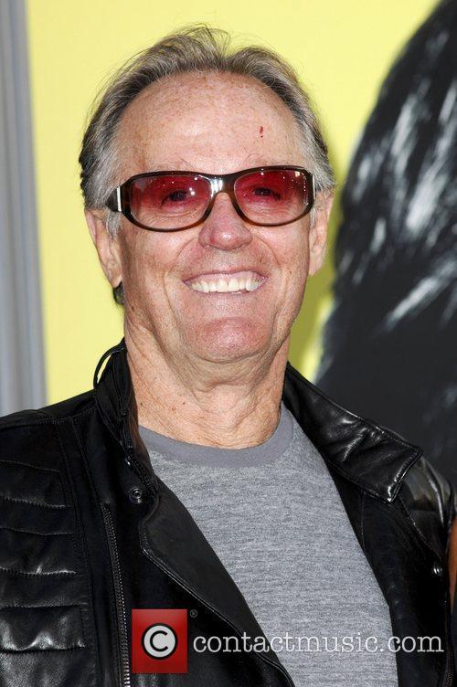 Peter Fonda  'Dark Shadows' premiere at Grauman's...