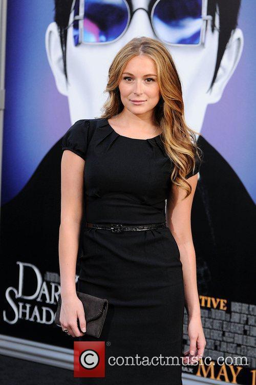 Alexa Vega Dark Shadows Premiere at Grauman's Chinese...