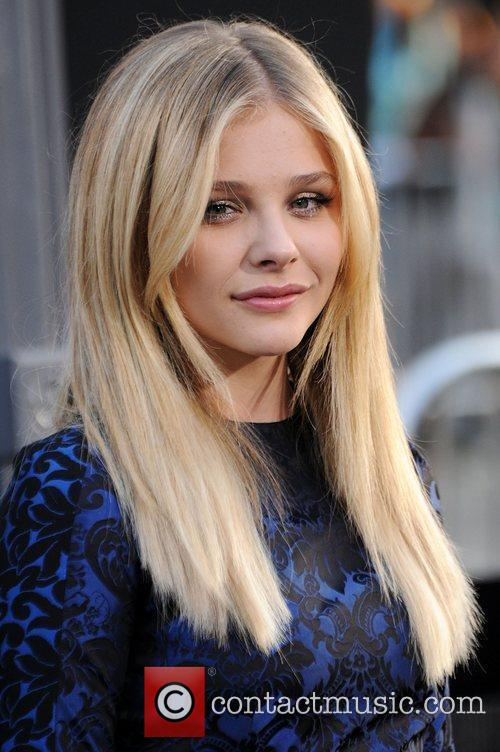 Chloe Moretz and Grauman's Chinese Theatre 7