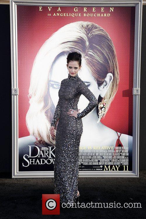Eva Green and Grauman's Chinese Theatre 7