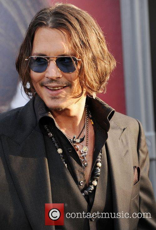 Johnny Depp and Grauman's Chinese Theatre 1