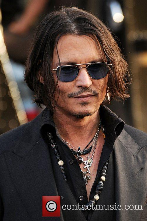 Johnny Depp and Grauman's Chinese Theatre 5
