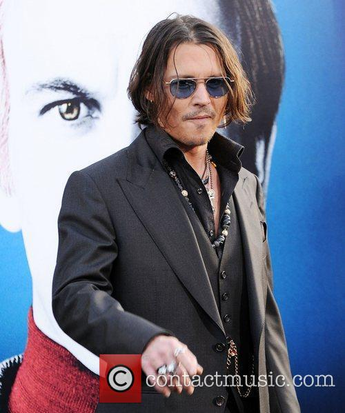 Johnny Depp and Grauman's Chinese Theatre 6