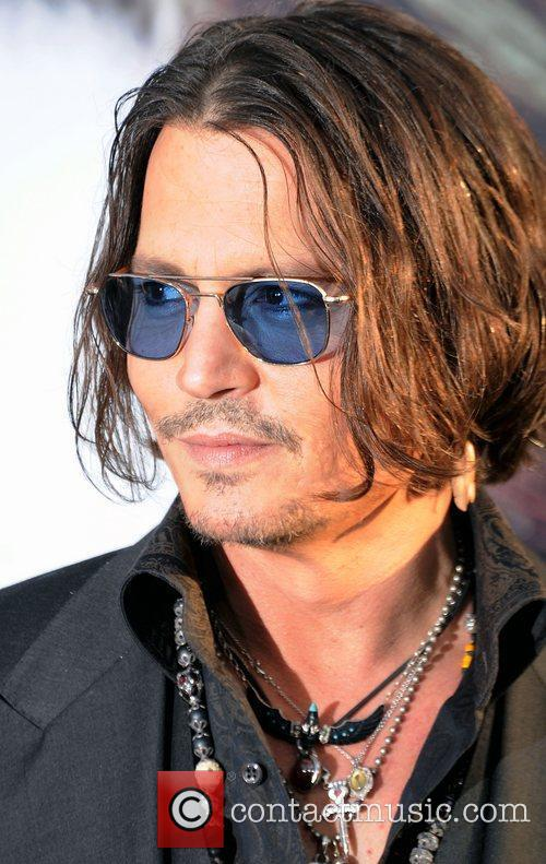 Johnny Depp and Grauman's Chinese Theatre 7