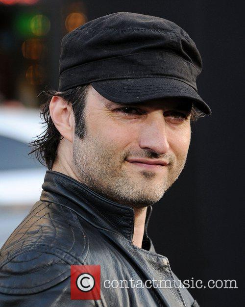 Robert Rodriguez and Grauman's Chinese Theatre 1