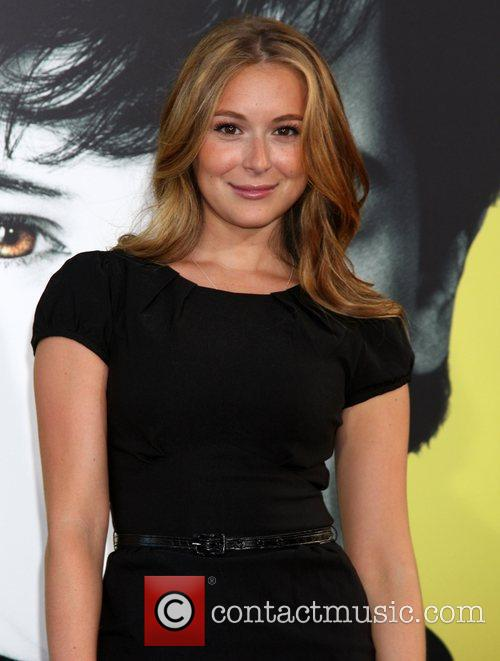 Alexa Vega and Grauman's Chinese Theatre 10
