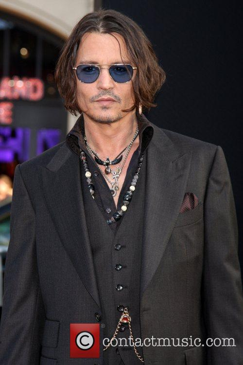 Johnny Depp and Grauman's Chinese Theatre 13
