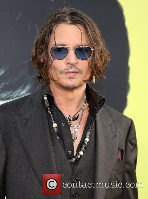 Johnny Depp and Grauman's Chinese Theatre 14