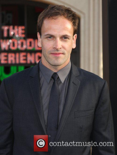 Jonny Lee Miller and Grauman's Chinese Theatre 5