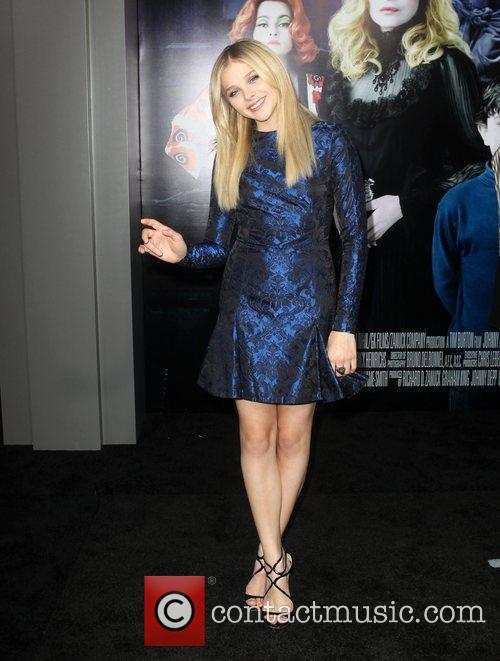 Chloe Moretz and Grauman's Chinese Theatre 8