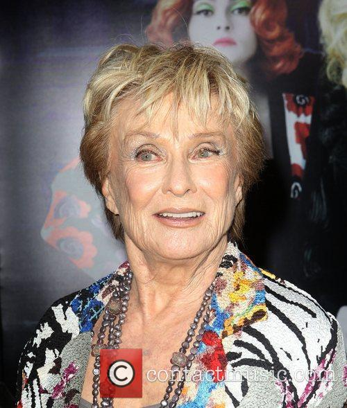 Cloris Leachman and Grauman's Chinese Theatre 9