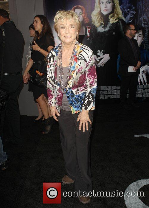 Cloris Leachman and Grauman's Chinese Theatre 10