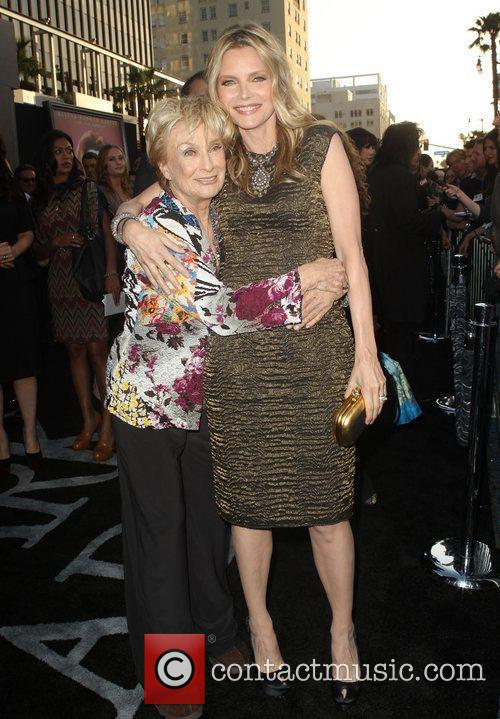 Cloris Leachman, Michelle Pfeiffer and Grauman's Chinese Theatre 5