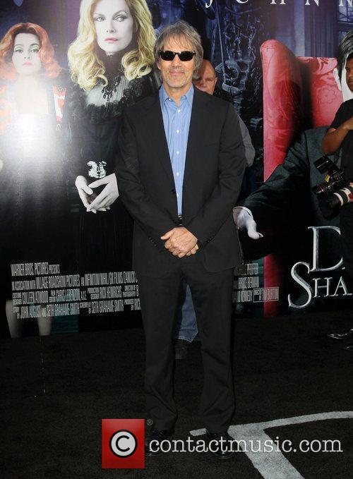 David E. Kelley 'Dark Shadows' premiere at Grauman's...