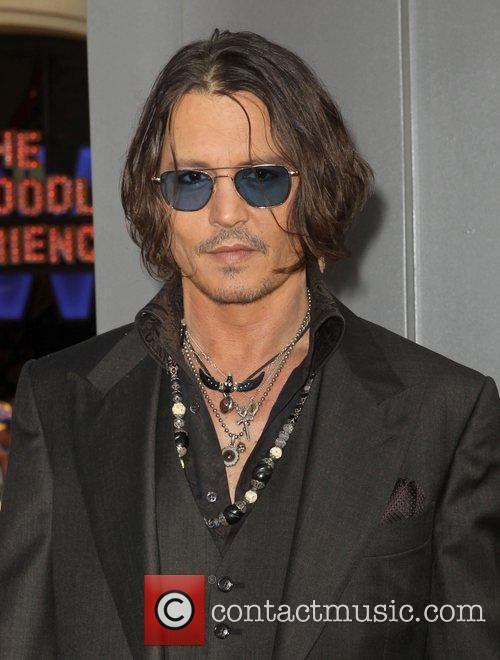Johnny Depp and Grauman's Chinese Theatre 15