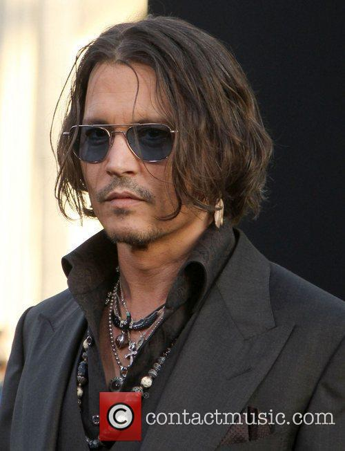 Johnny Depp and Grauman's Chinese Theatre 16
