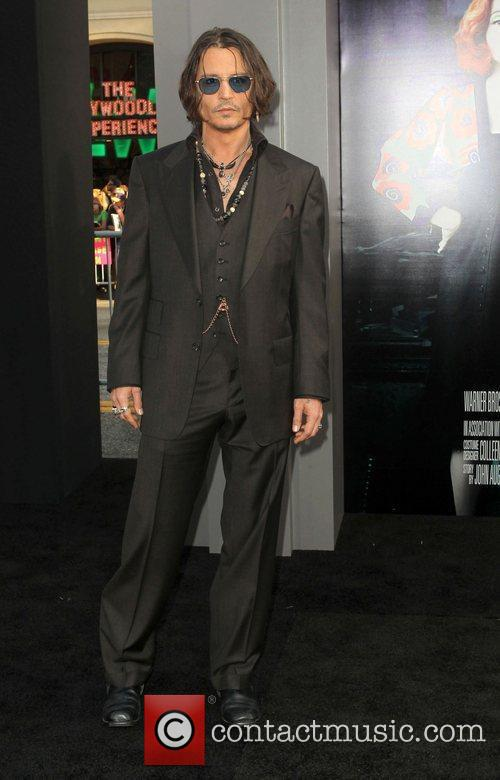 Johnny Depp and Grauman's Chinese Theatre 19