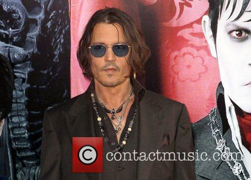 Johnny Depp and Grauman's Chinese Theatre 20