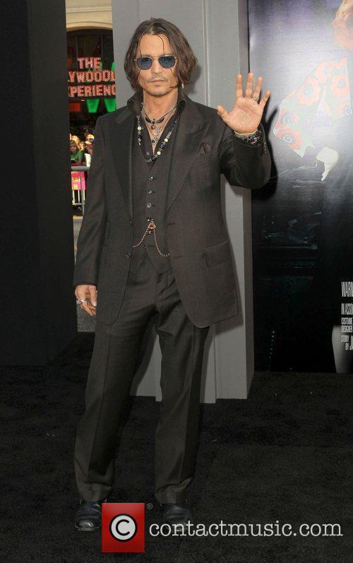 Johnny Depp and Grauman's Chinese Theatre 21