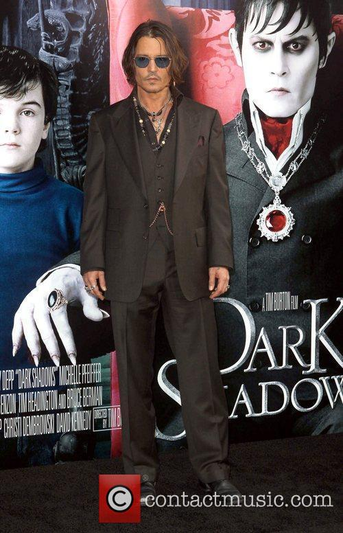 Johnny Depp and Grauman's Chinese Theatre 22