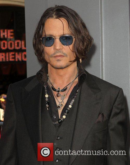 Johnny Depp and Grauman's Chinese Theatre 23