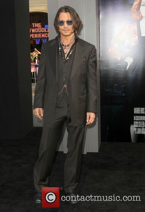 Johnny Depp and Grauman's Chinese Theatre 24
