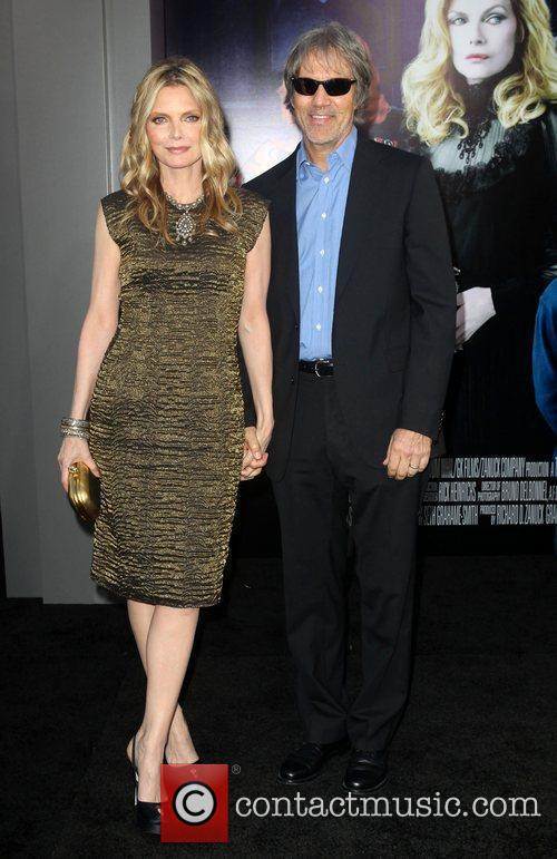 Michelle Pfeiffer, David E Kelley and Grauman's Chinese Theatre 5