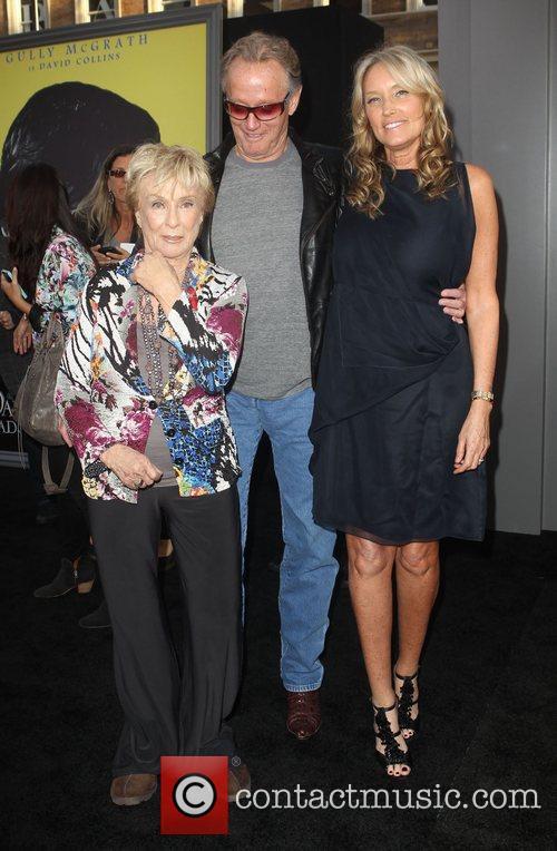Peter Fonda, Cloris Leachman, Parky Fonda 'Dark Shadows'...