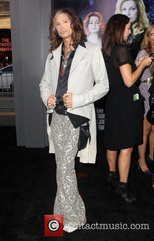 Steven Tyler and Grauman's Chinese Theatre 10