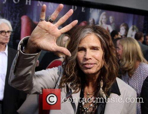 Steven Tyler and Grauman's Chinese Theatre 11