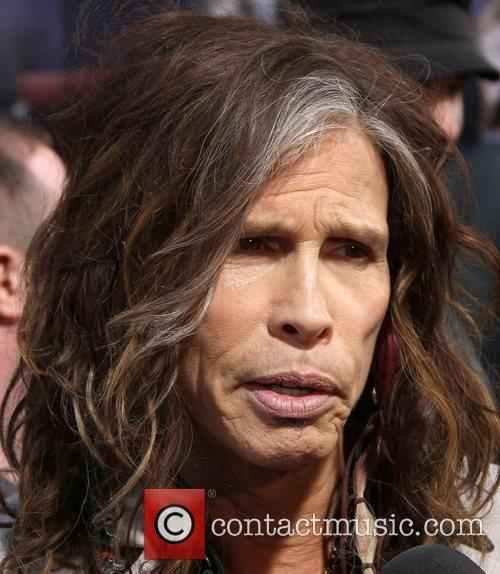 Steven Tyler and Grauman's Chinese Theatre 1