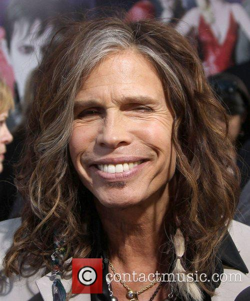 Steven Tyler and Grauman's Chinese Theatre 8