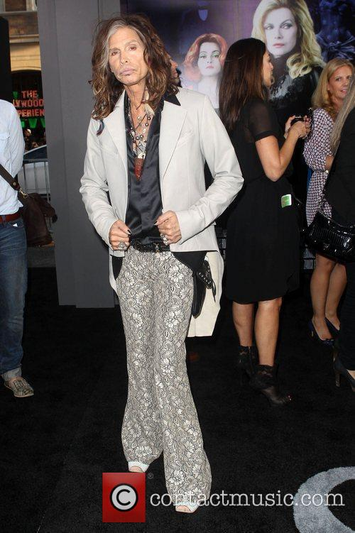 Steven Tyler and Grauman's Chinese Theatre 9