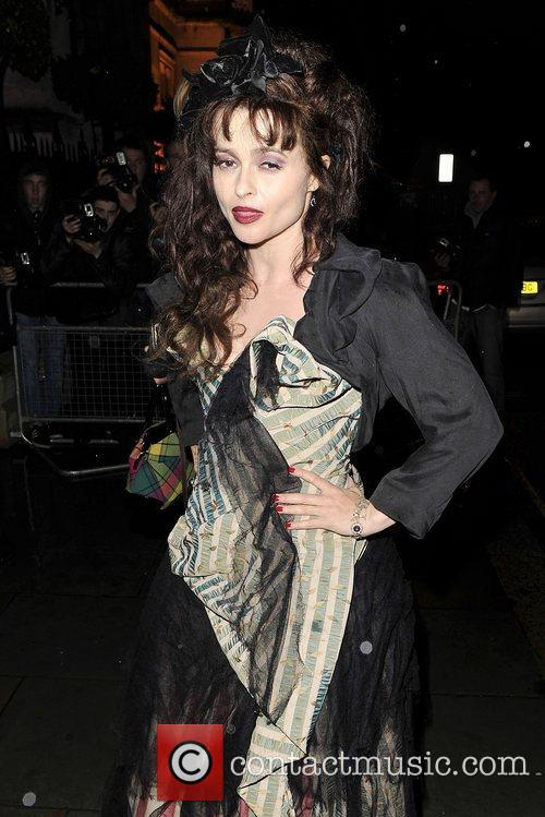 At the 'Dark Shadows' after party at Temple...