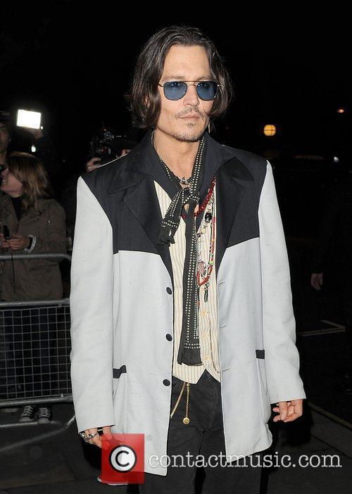 Johnny Depp 4