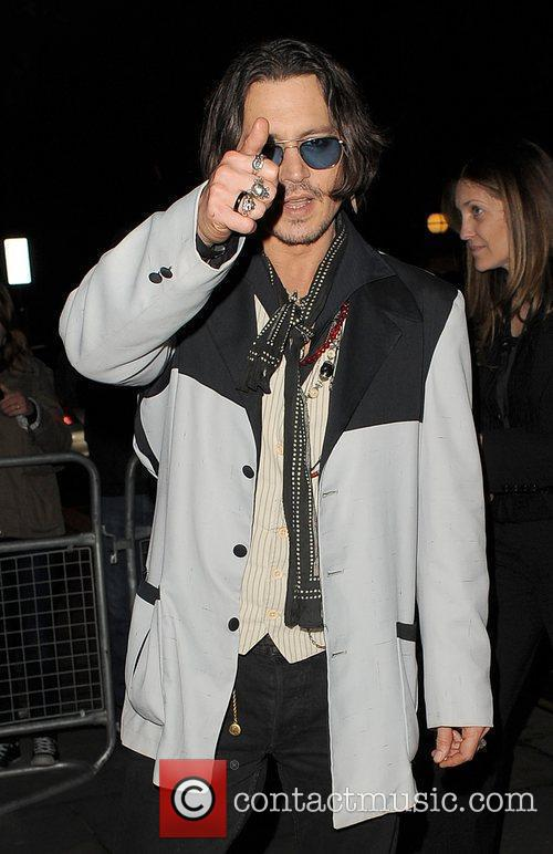 Johnny Depp 25