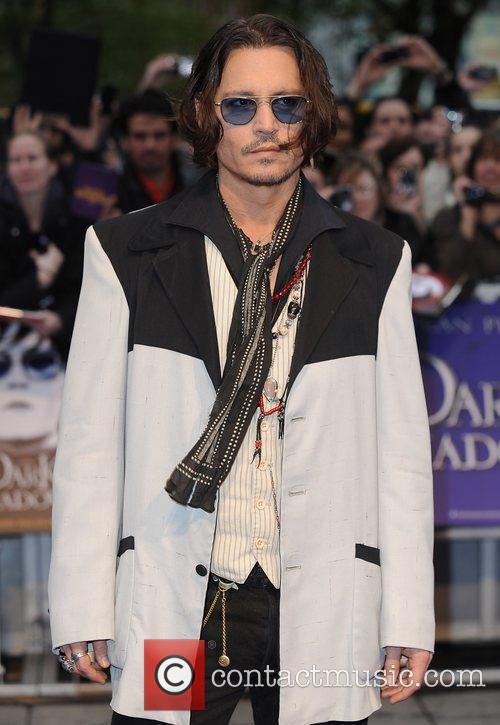 Johnny Depp and Empire Cinema 3
