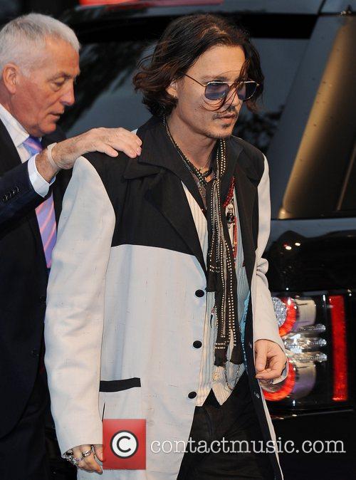 Johnny Depp and Empire Cinema 6