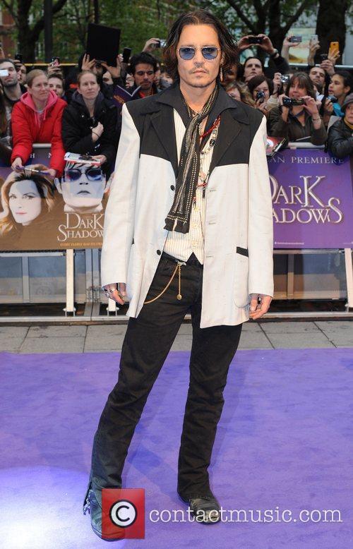 Johnny Depp and Empire Cinema 7