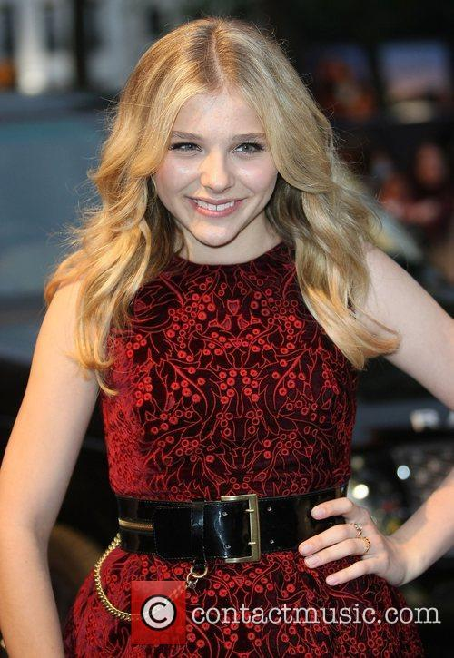 Chloe Moretz and Empire Cinema 3