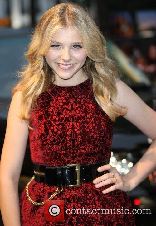 Chloe Moretz and Empire Cinema 5