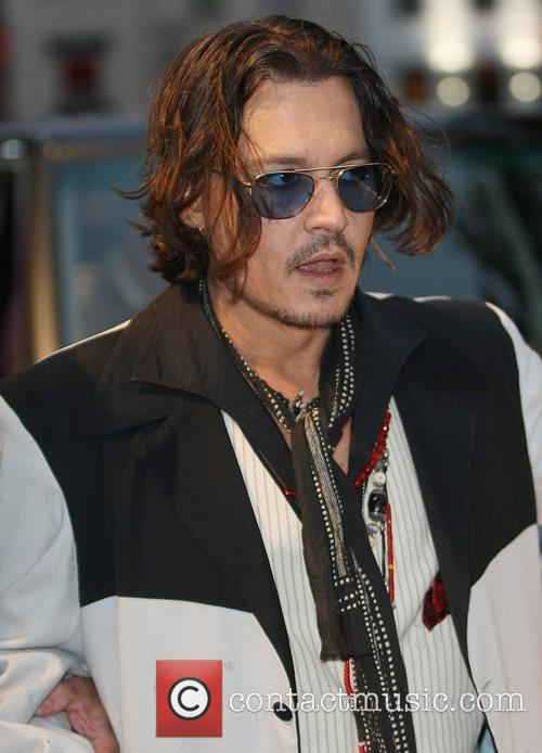 Johnny Depp and Empire Cinema 3