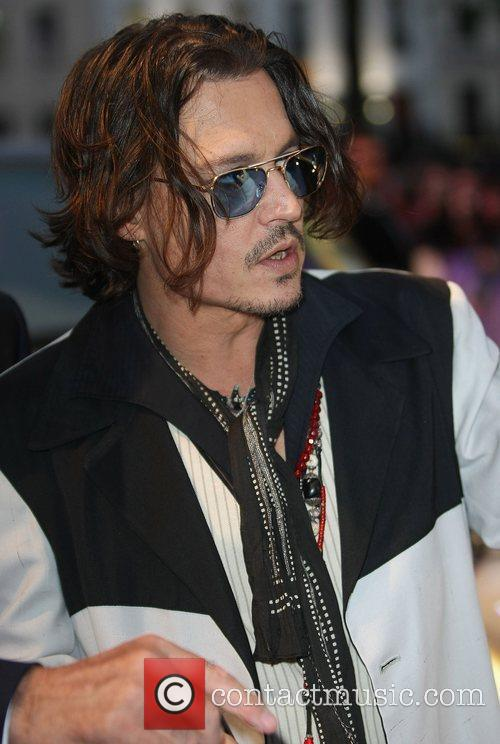Johnny Depp and Empire Cinema 1