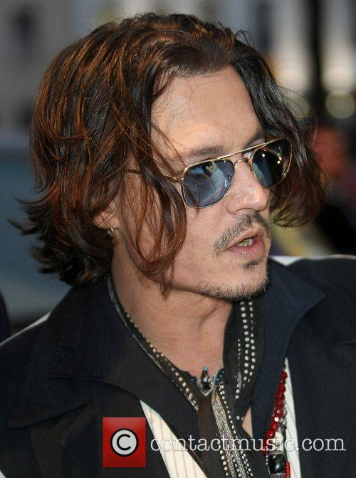 Johnny Depp and Empire Cinema 2