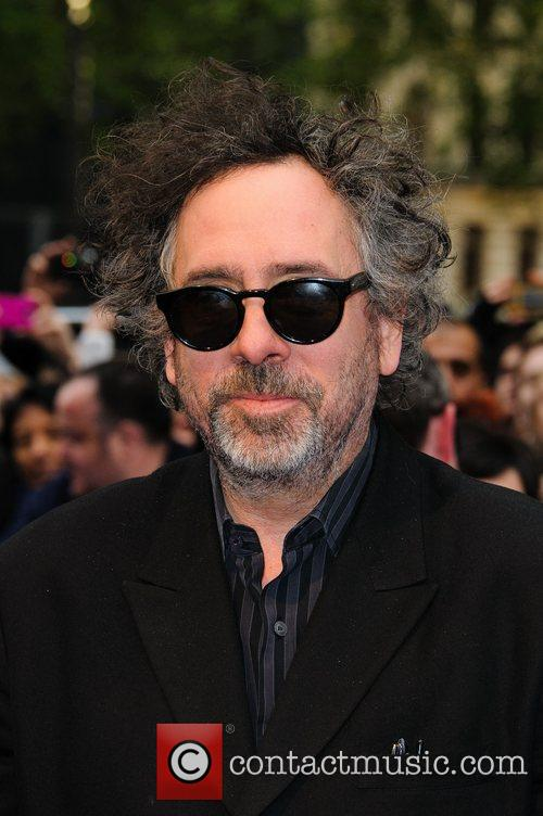 Tim Burton and Empire Cinema 9