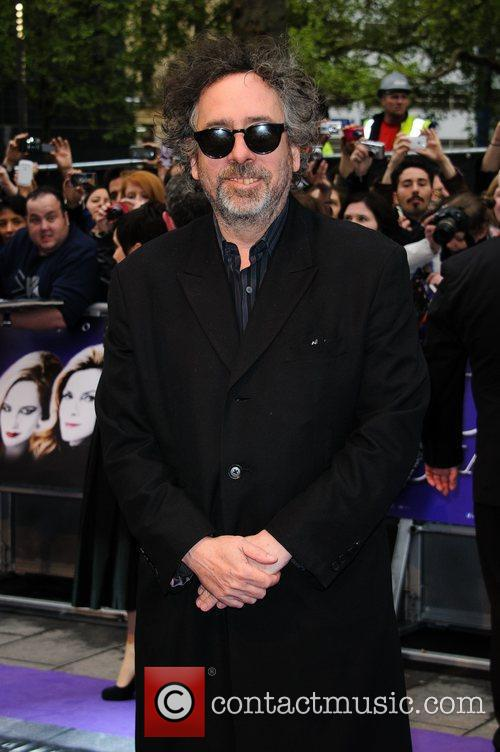 Tim Burton and Empire Cinema 10